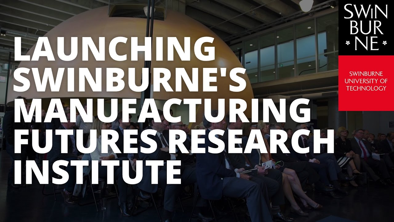 Swinburne University and CSIRO's Industry 4.0 Testlab for Composite Additive Manufacturing