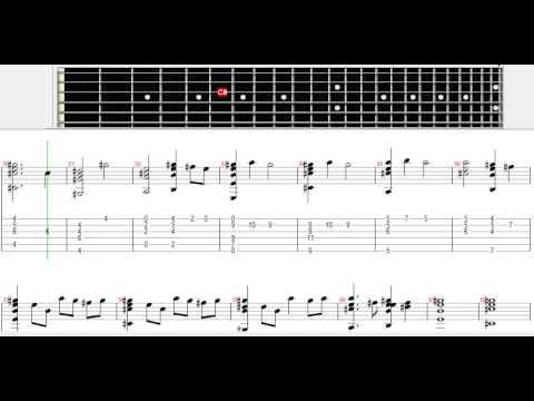 James Blunt Goodbye My Lover Tab Youtube