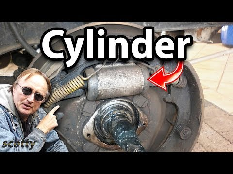 How To Fix Leaking Brake Wheel Cylinders