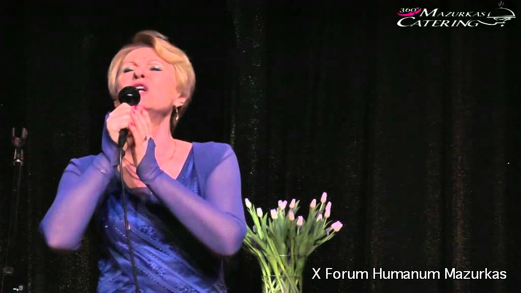 X Forum Humanum Mazurkas-Krystyna Sulżycka-