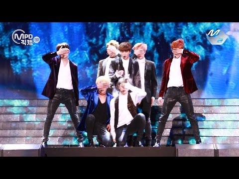 [MPD직캠] 방탄소년단 직캠 4K '피 땀 눈물(Blood Sweat & Tears)' (BTS FanCam) | @MCOUNTDOWN_2016.10.27