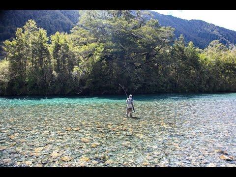 Fly fishing in Paradise - New Zealand