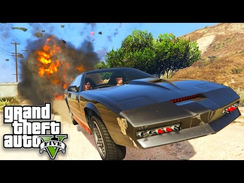 GTA 5 Online - RUINER 2000 SPECIAL VEHICLE MISSION!! (Import/Export DLC)