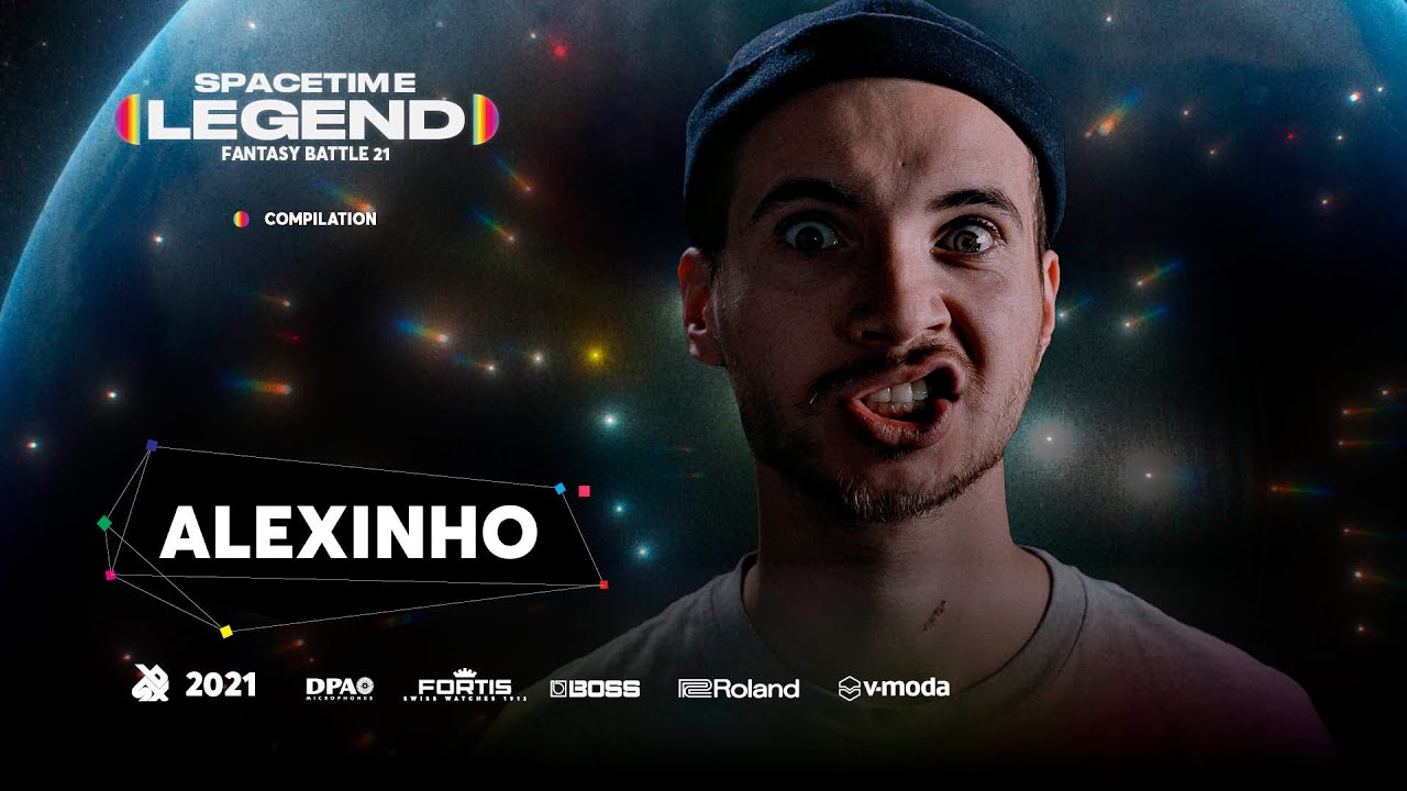 Alexinho | SPACETIME LEGENDS 2021 | Compilation
