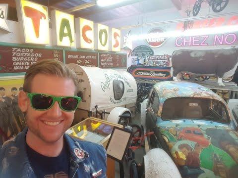 #159 (1/15/2017) VALLEY RELICS MUSEUM (San Fernando Valley) / Nudie's Car / Bad News Bears Props