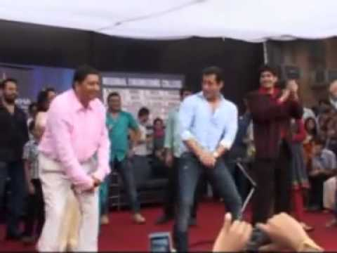 Salman in Regional Engineering College Sitapura Jaipur  part02
