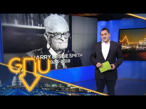 Harry Leslie Smith (1923-2018): Don't Let My Past Be Your Future