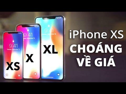 iPhone XS mới có thể khiến bạn CHOÁNG về giá !