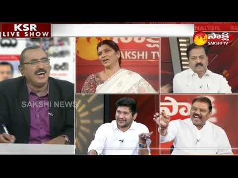 The Fourth Estate | Violence in AP over RGV Song Lakshmi's NTR || - 22nd December 2018