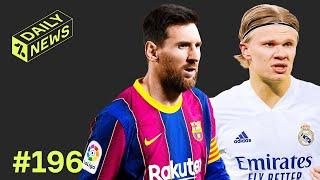 Haaland Has La Liga PLAN Man City Say NO To Messi!