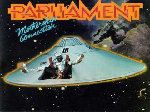 Parliament Mothership Connection Side A 1975 Vinyl