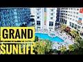 Room tour. Grand Sunlife 4* 2018