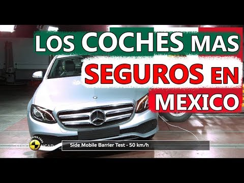 Los Autos Mas Seguros En Mexico 2018 Youtube