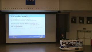 FOSDEM 2009 Syslinux and the dynamic x86 boot process