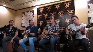 """James Barker Band ~ """"Good Together"""" ~ KRTY ~ 9/27/17"""