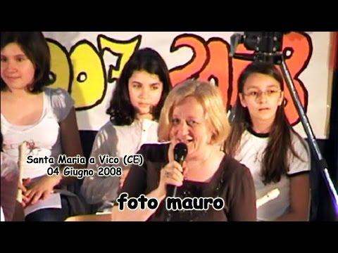 """santa maria a vico (ce) scuola media """"Giovanni XXIII°"""" 04 giugno 2008"""