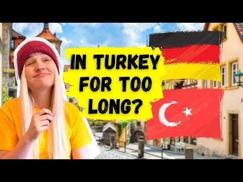 10 Moments I forgot I was German (REVERSE CULTURE SHOCKS) 🇹🇷