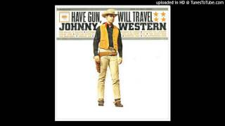 Johnny Western - Cowpoke - 1962