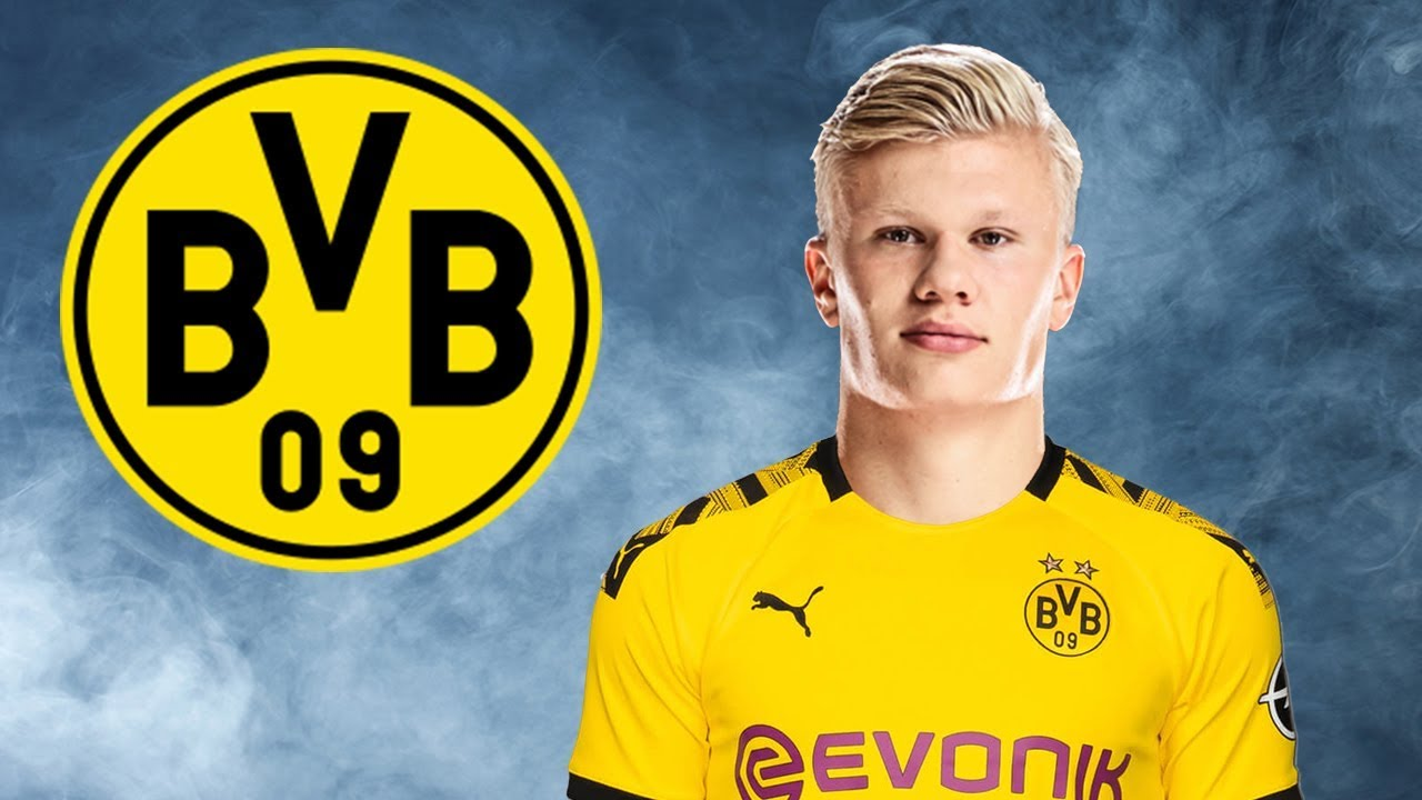 Erling Haaland Welcome To Borussia Dortmund 2019 20 Youtube