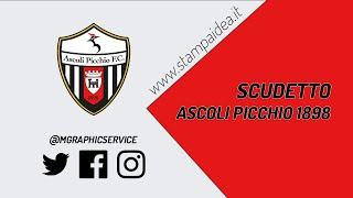 Scudetto F.C. Ascoli Picchio 1898 S.p.A.