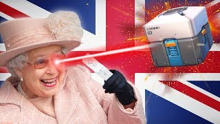 UK Commission Wants Loot Boxes Outlawed - Inside Gaming Daily