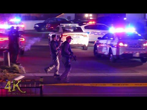 Brampton: Tactical police standoff following stabbing 11-18-2016