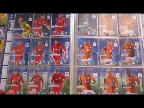 Panini Champions League 2013/2014 Adrenalyn XL (Full Completed)