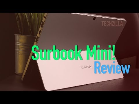 I SOLDI fan BENE! - Chuwi Surbook Mini Recensione