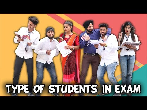 TEACHER VS STUDENTS EXAM TIME | BaKLol Video