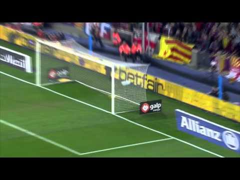FC Barcelona  - Goals in la Liga  -  Part 1
