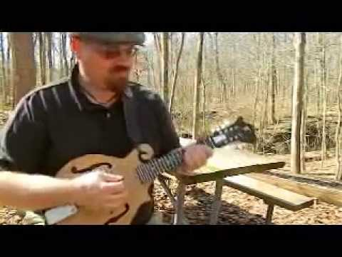 "This video advertises Willy's book series ""Dead Man's Tuning"" for Mandolin."