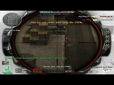 Crossfire Bölüm #18 [ Barrett M82A1-Born Beast Mutant Mode