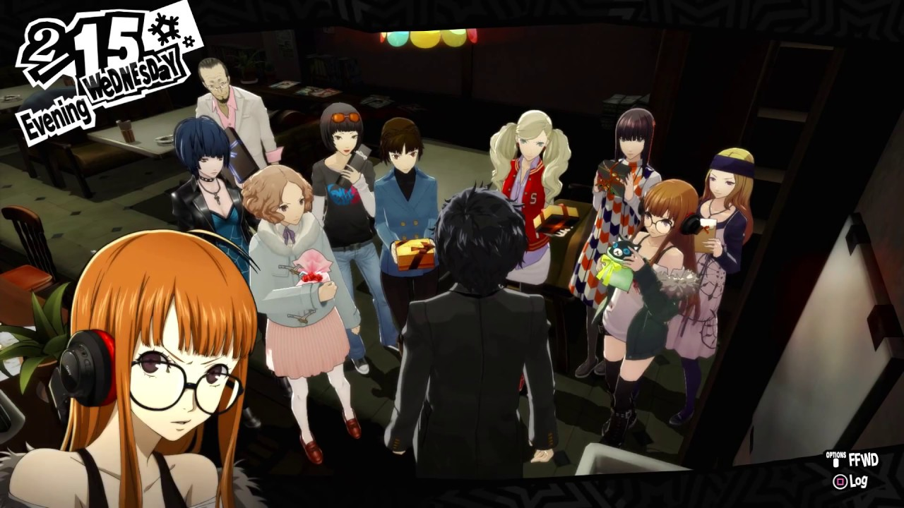 Persona 3 dating multiple girls making 2