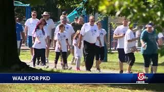 Nearly $60K raised in Boston Walk for PKD