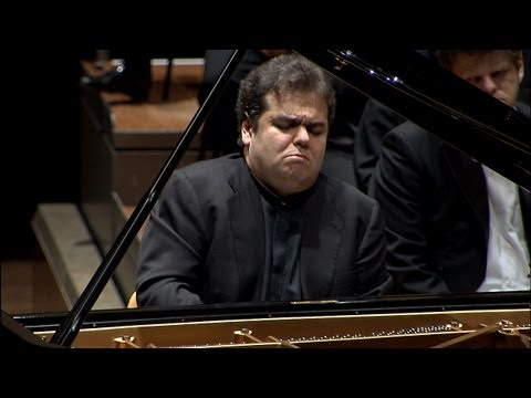 Tchaikovsky: Piano Concerto No. 1 / Volodos · Järvi · Berliner Philharmoniker