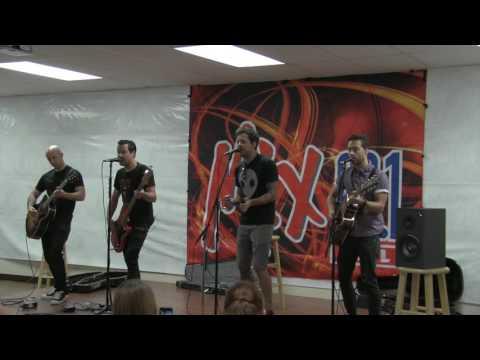 Simple Plan - Singing In The Rain - Mix 93.1 - Tyler, TX