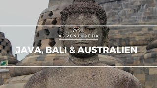 Java, Bali & Australien - Adventuredk