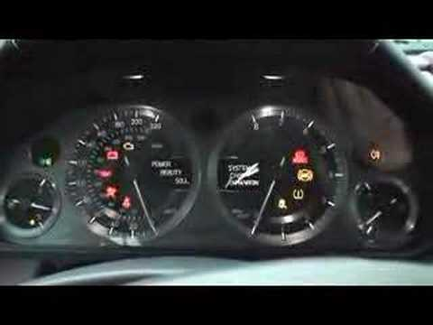 Aston Martin Vantage Start Up Procedure
