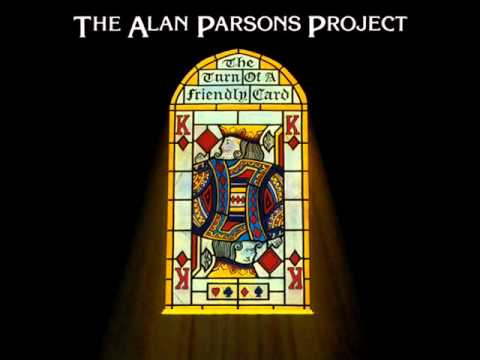 THE ALAN PARSONS PROJECT-GAMES PEOPLE PLAY
