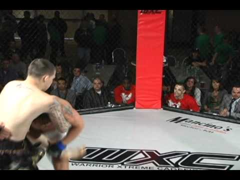 Warrior Xtreme Cagefighting 29: Victorious  Kyle Lingg Vs Brad Brown
