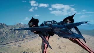 Final Fantasy XV - Regalia Type-F - E3 2016