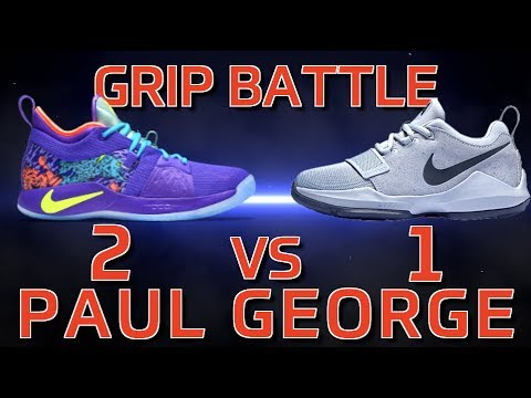 timeless design 70418 1d70b PG2 vs PG1 Grip Battle!