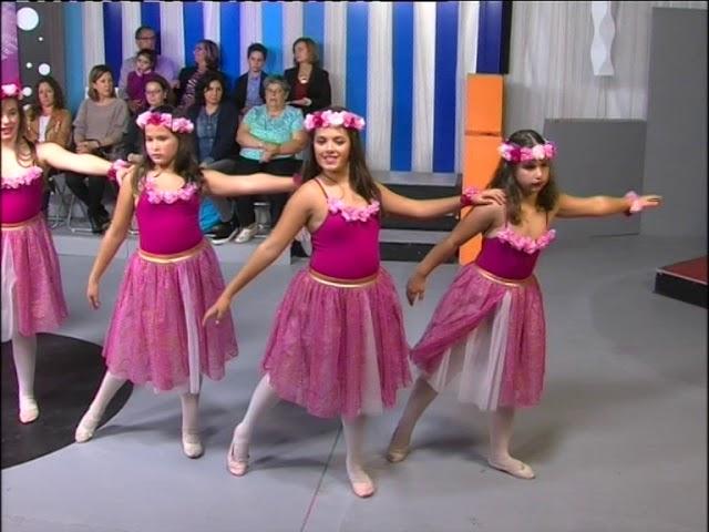 Tierra Infinita con la escuela de danza 'Covadonga Viadero'
