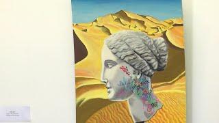 Yvelines | Louez des oeuvres d'art à la bibliothèque universitaire de l'UVSQ !