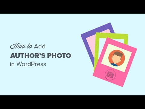 how-to-add-an-author's-photo-in-wordpress