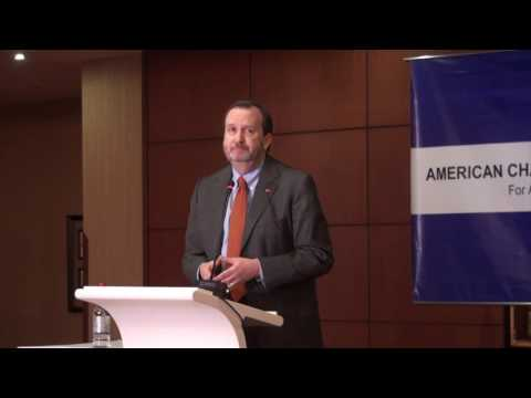 Ambassador Richard Mills Remarks to American Chamber of Commerce of Armenia