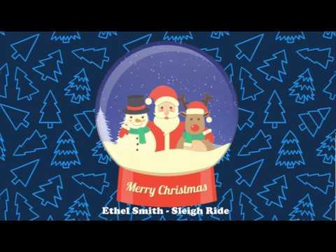 Ethel Smith - Sleigh Ride (Original Christmas Songs) Full Album