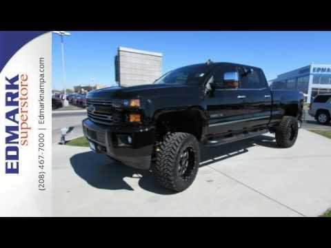 2016 Chevrolet Silverado 2500HD Boise ID Nampa, ID #160549 - SOLD