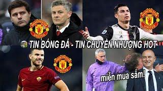 💥Tin bóng đá 21/11|Mourinho k đc mua sắm, Juve tìm cách đào thải CR7, Pochettino sáng cửa về MU
