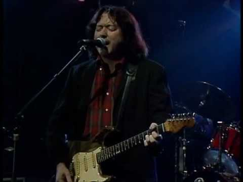 Rory Gallagher Rockpalast 1990.